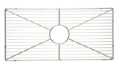 Stainless steel kitchen sink grid for AB3318SB Accessories Alfi