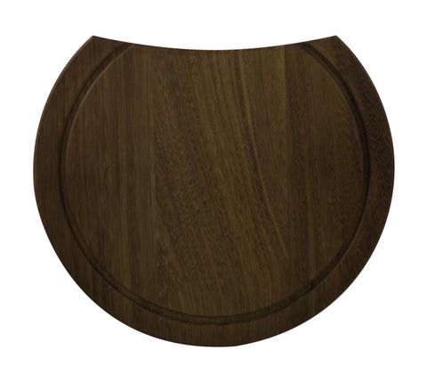 Round Wood Cutting Board for AB1717 Accessories Alfi