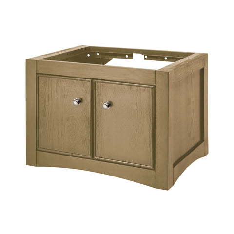 Kent 23.6-inch Wall-Mount Vanity - Natural Ash Furniture Ryvyr