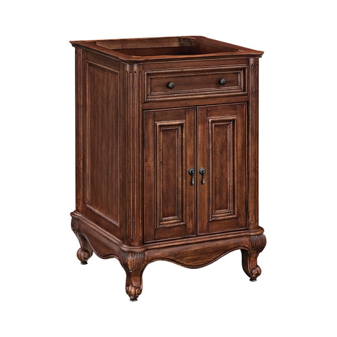 Malago 24-inch Vanity - Distressed Maple