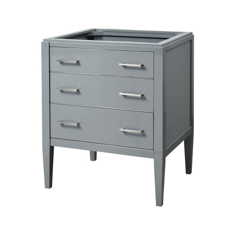 Manhattan 24-inch Vanity - Grey