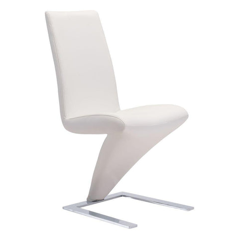 Herron Dining Chair White Set of 2