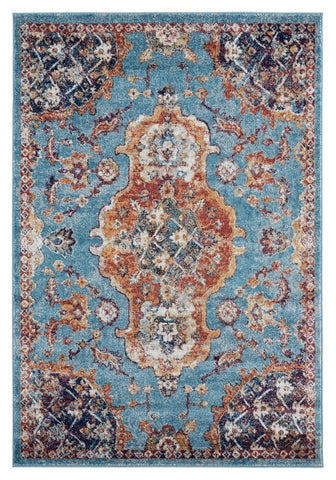 Bali Collection Rug - Turquoise (7 Sizes) Rugs United Weavers Grande 10' x 12'2""