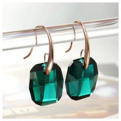 The Doncia Earrings With Swarovski Crystals S17