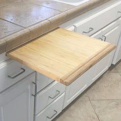 Pureboo Premium Bamboo Pull-out Cutting Board