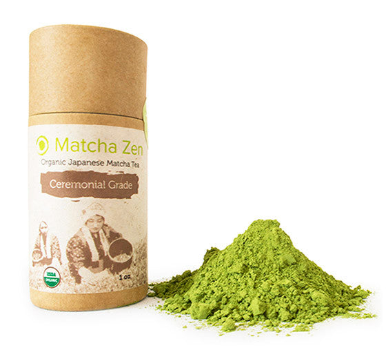 Ceremonial Grade Premium Matcha Green Tea Powder