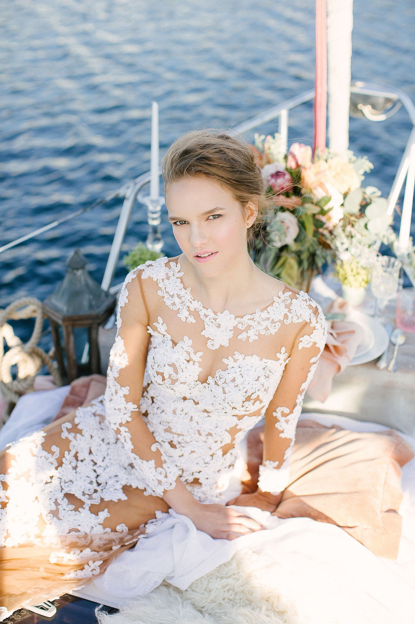 Inside Weddings magazine-Dream Dresses by PMN