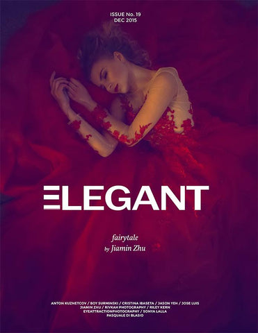 Elegant Magazine-Dream Dresses by PMN