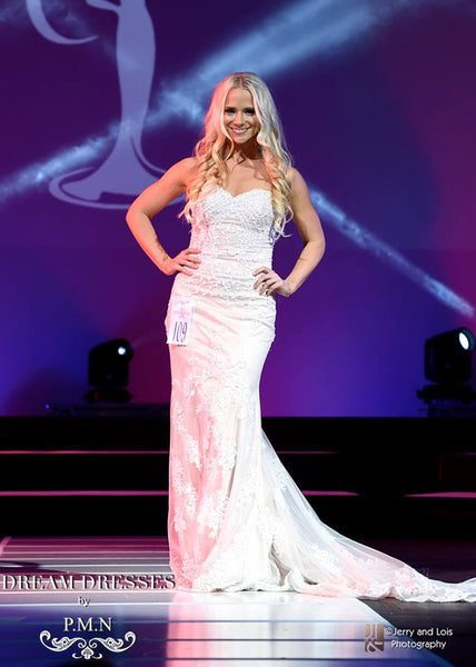 Dream Dresses by PMN-Miss Washington Pageant 2016