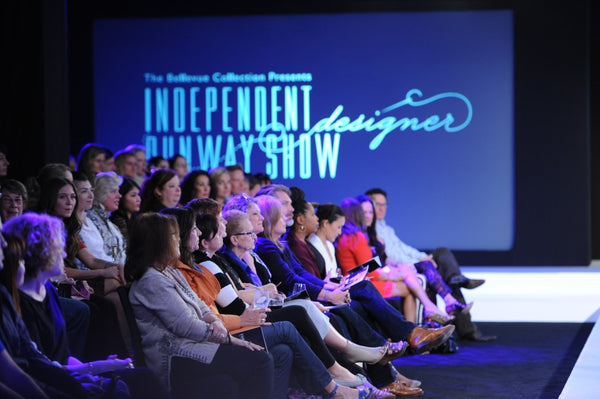 Bellevue Collection Independent Runway Show in September 23rd 2015