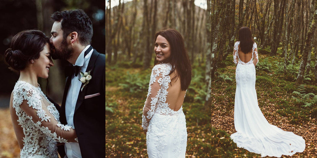 Custom wedding dress designer-Dream Dresses by PMN