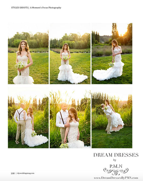 Dream Dresses by PMN-Custom Bridal Couture