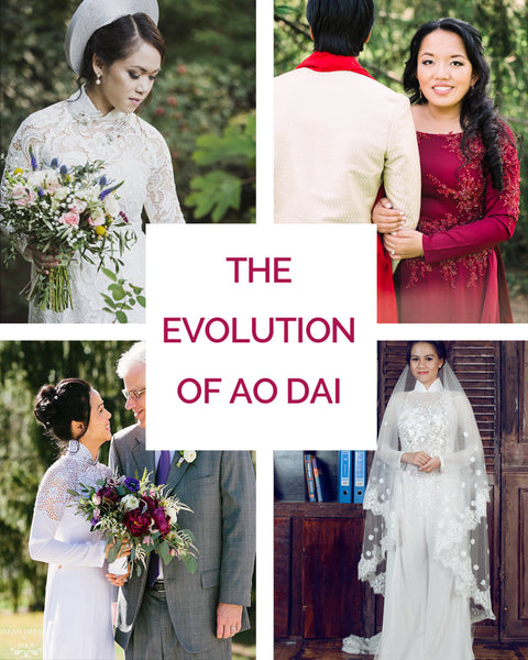 The Evolution of Áo Dài