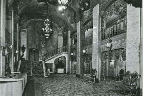 The Historic Paramount Theatre in Seattle