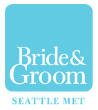 Dream Dresses by PMN-Seattle Met Bride and Groom