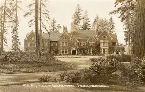 Thornewood Castle Historic Photo