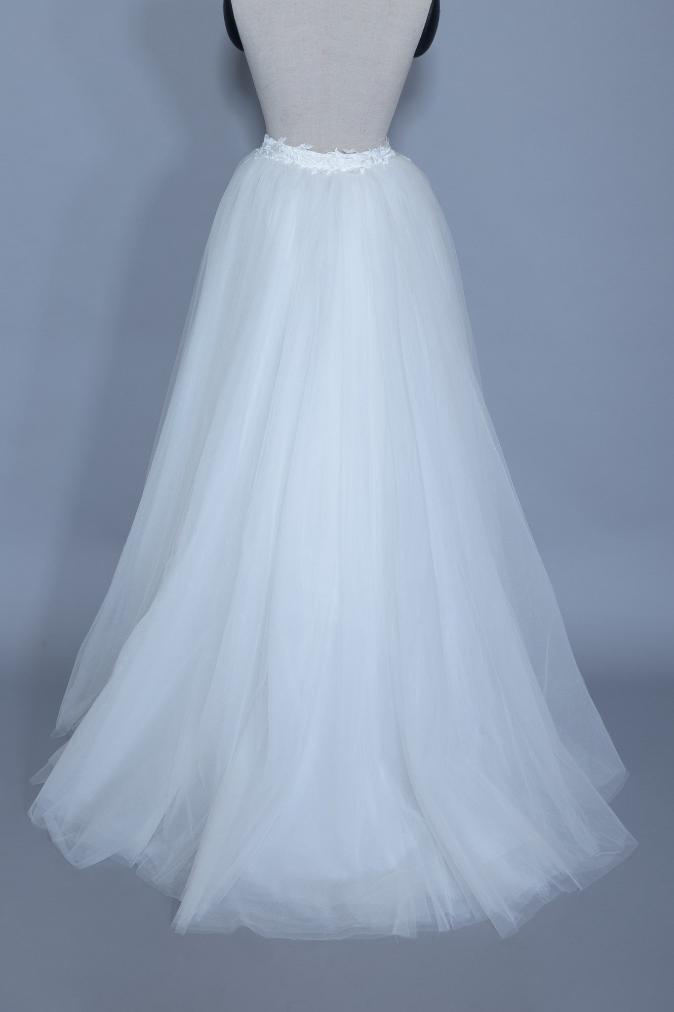 Detachable Bridal Tulle Skirt (#Basilia) - Dream Dresses by P.M.N  - 2