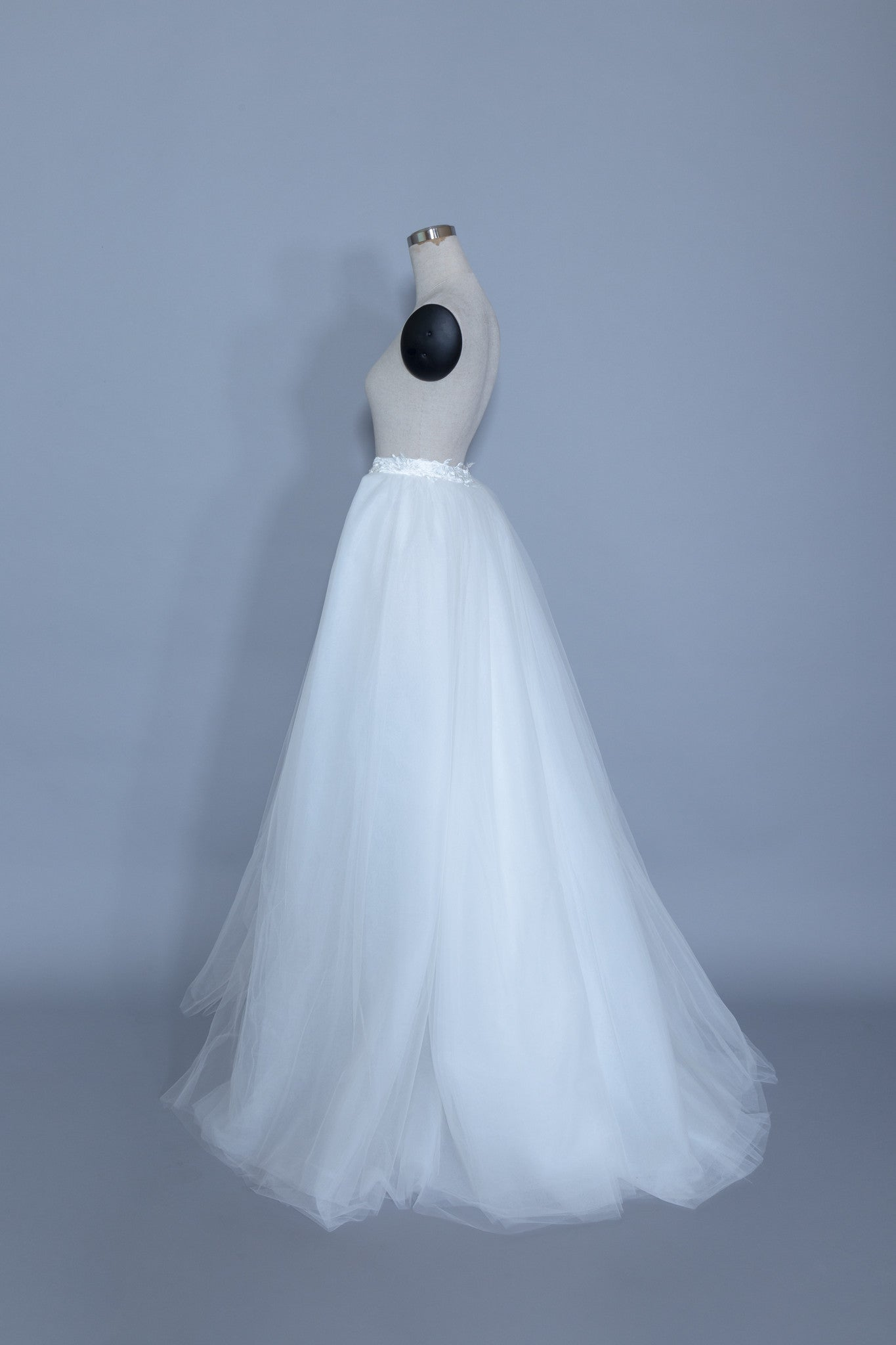 Detachable Bridal Tulle Skirt (#Basilia) - Dream Dresses by P.M.N  - 3