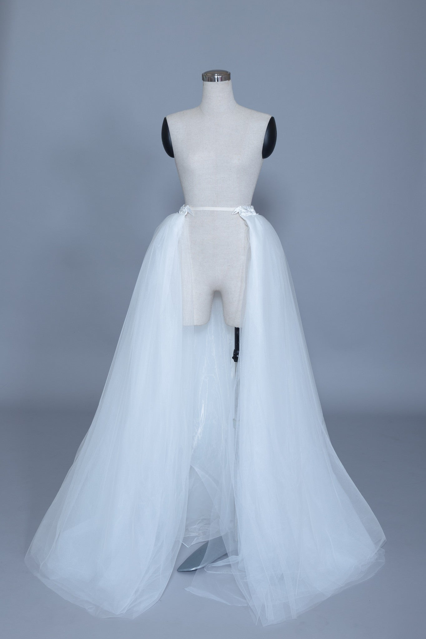 Detachable Bridal Tulle Skirt (#Basilia) - Dream Dresses by P.M.N  - 1