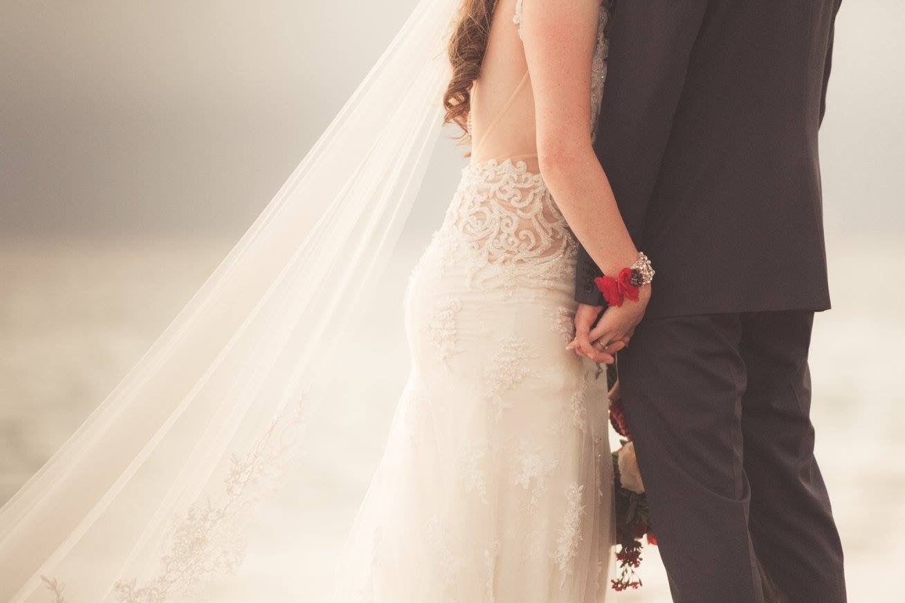 Low Back Mermaid Wedding Dress (#Dakotah)