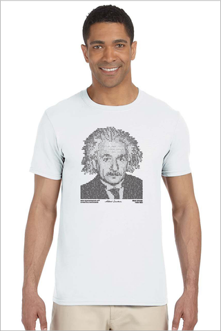 Figures Of Speech Albert Einstein T-Shirt