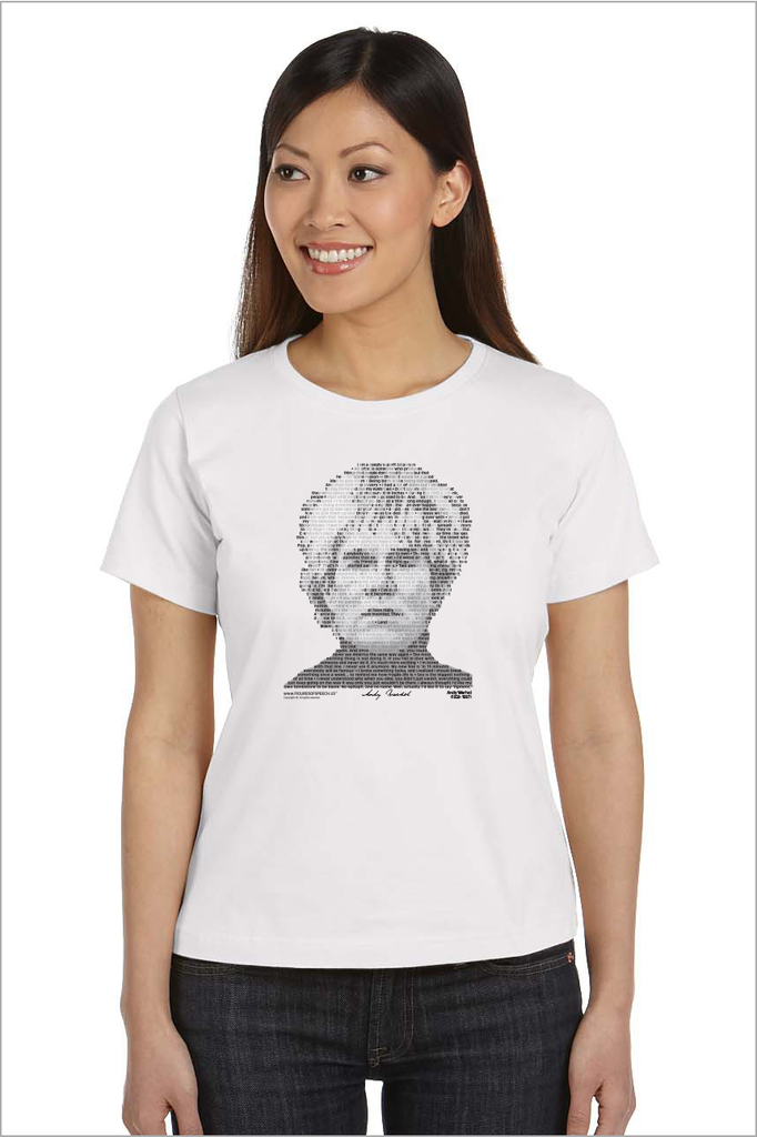 Figures Of Speech Andy Warhol T-Shirt