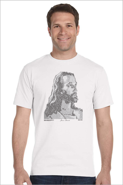 Figures Of Speech Jesus Christ T-Shirt