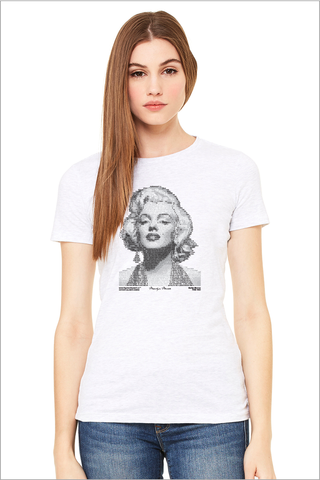 Figures Of Speech Marilyn Monroe T-Shirt