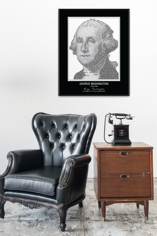 George Washington Wall Poster