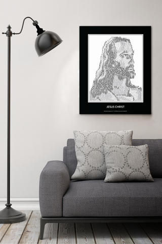 Jesus Christ Wall Poster