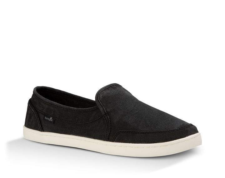 Sanuk Pair O Dice Sneaker in Black