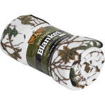 Soft Touch Camo Blanket in Assorted Colors