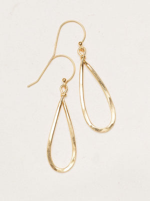 Holly Yashi Madison Earrings in Gold