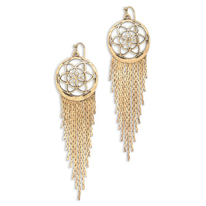 Dreamer Earrings in Gold and Silver