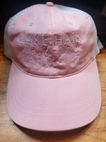 Lake Hair Don't Care Trucker Hat in Assorted Colors
