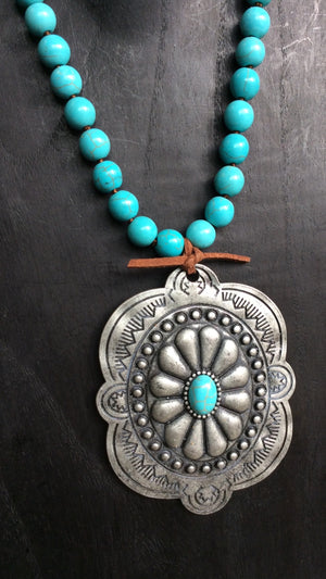 Turquoise Western Wear Necklaces