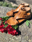 Bed Stu Soto Sandal in Tan Rustic