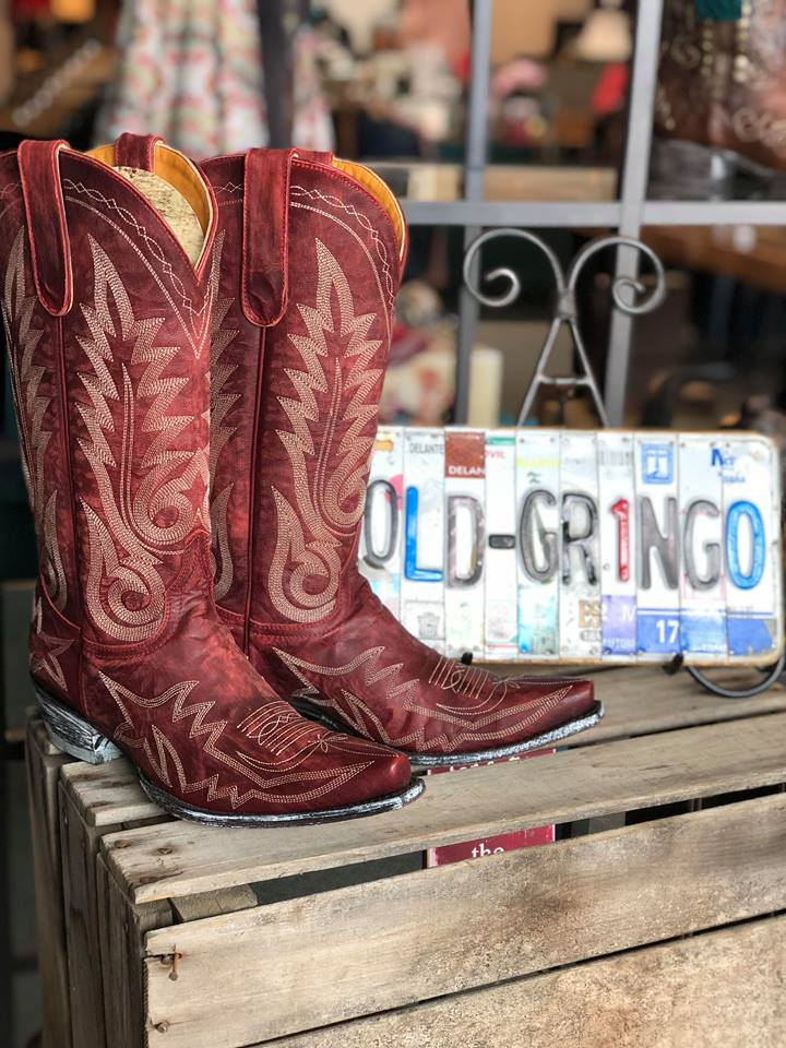 Old Gringo Leather Cowboy Boots Nevada 13""