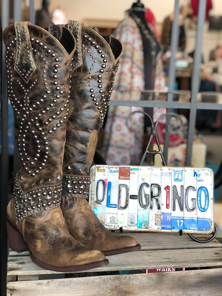 Old Gringo Tall Belinda Leather Boots