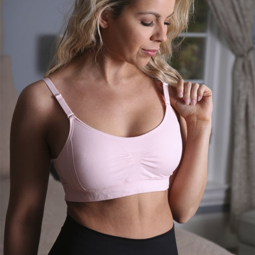 Joy Bra Seamless Scoopneck One Size