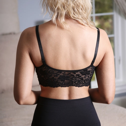 Joy Bra  Lace Back Bra One Size