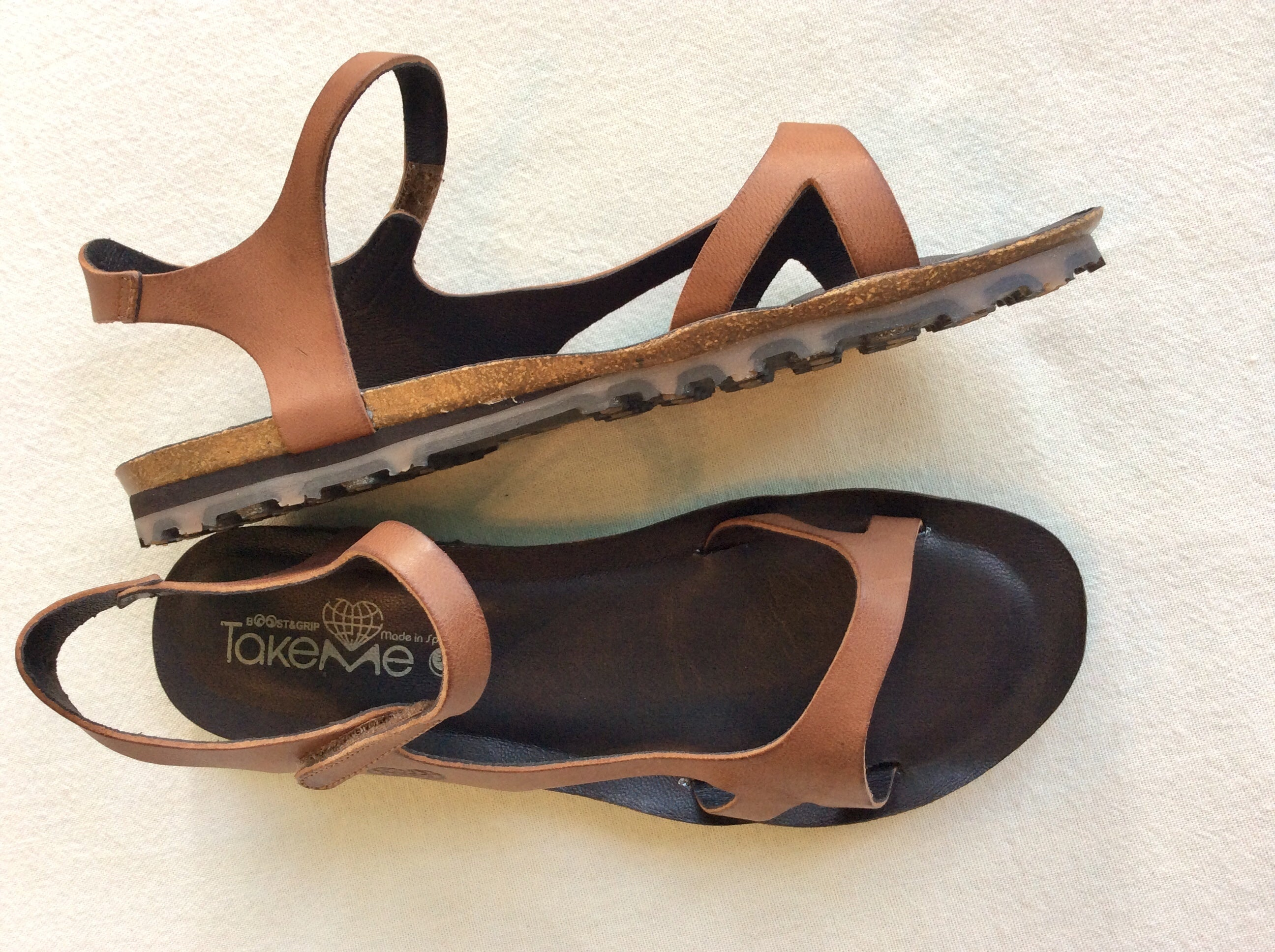 Take Me Naples-Too Tan Sandal