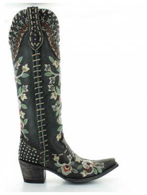 Old Gringo Almost Famous Boots in Black