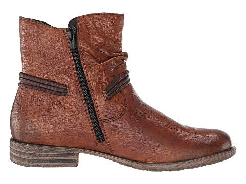 Remonte Chandra Boots in Toffee Brown