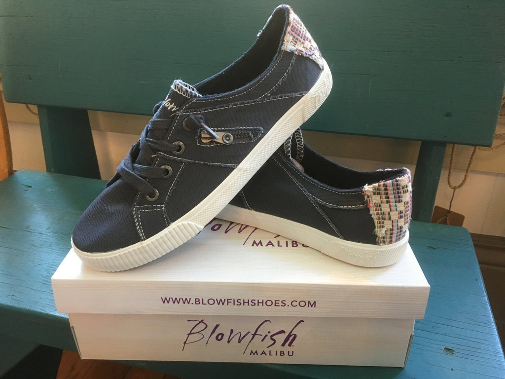 Blowfish Fruit Sneaker - Blue Tuna Smoked