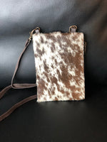 Game Day  Cowhide Crossbody Bag