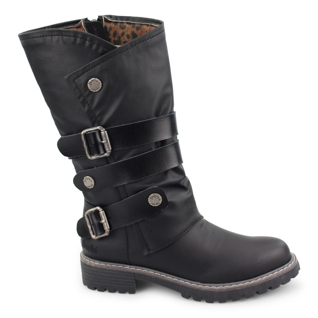 Blowfish Raexy Black Boot
