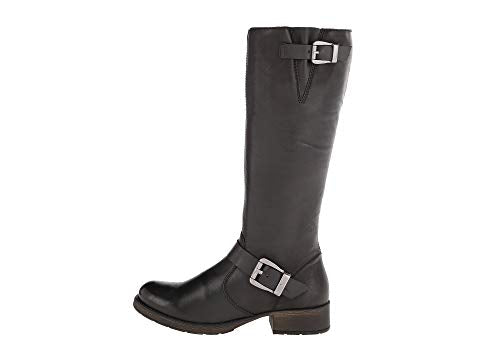 Rieker Faith Tall Boot in Black