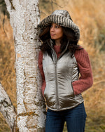 Montanaco Hidden Falls Vest in Bronze
