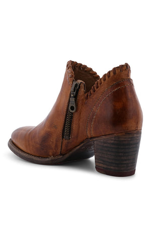 Bed Stu Carla Leather Short Booties